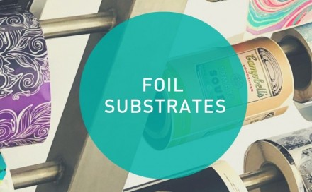 How to select the best material for your self-adhesive label application? A practical overview of materials (2) - foil labels.