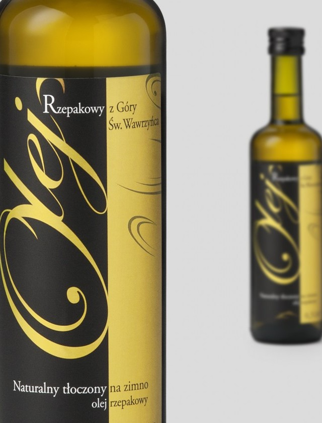St. Lawrence Mountain rapeseed oil